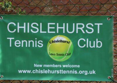 Chislehurst Tennis Club Video