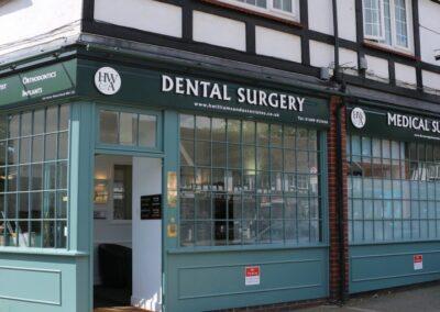 H Williams Dental Photography